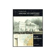 American History : With Map