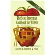 Scott Foresman Handbook for Writers with I-Book and 2003 MLA Update Package