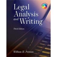 Legal Analysis and Writing for Paralegals, 3rd Edition