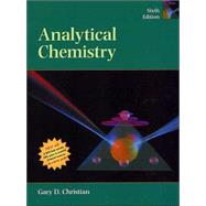 Analytical Chemistry, 6th Edition