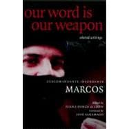 Our Word is Our Weapon 9781583224724R