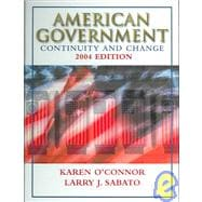 American Government: Continuity and Change