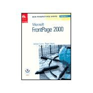 New Perspectives on Microsoft Frontpage 2000