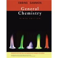 General Chemistry, Enhanced Edition with OWL, 9th Edition