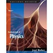 Fundamentals of Physics, Volume 1 (Chapters 1 - 20), 8th Edition
