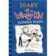 Diary of a Wimpy Kid # 2 - Rodrick Rules 9780810994737R
