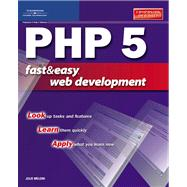 PHP 5 Fast and Easy Web Development