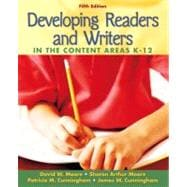 Developing Readers and Writers : In the Content AreaS