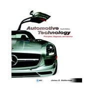 Automotive Technology & Myautolab W/ Etx Sac