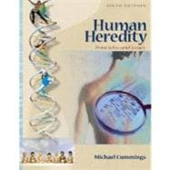 Human Heredity Principles and Issues (with InfoTrac)