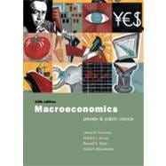 Macroeconomics Private and Public Choice with Xtra! CD-ROM and InfoTrac College Edition