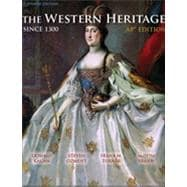 Western Heritage, The (Since 1300): AP Edition, 11/e, with MyHistoryLab with Pearson eText