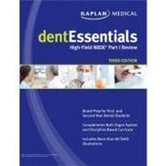 DentEssentials : High-Yield NBDE Part I Review