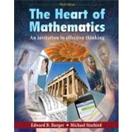 The Heart of Mathematics: An Invitation to Effective Thinking, 3rd Edition