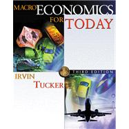 Macroeconomics for Today with X-tra! CD-ROM and InfoTrac College Edition