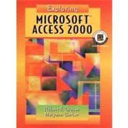Exploring Microsoft Access 2000