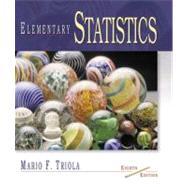 Elementary Statistics W/CD