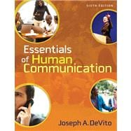 Essentials of Human Communication Value Package (includes Study  for Introduction to Speech Communication)