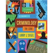 Criminology : The Core