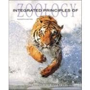 Integrated Principles of Zoology (Book with CD- ROM)