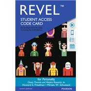 REVEL for Personality Classic Theories and Modern Research --  Access Card