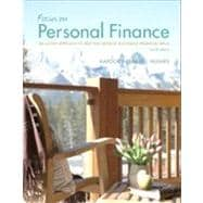 Focus on Personal Finance An Active Approach to Help You Develop Successful Financial Skills