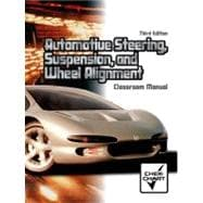 Automotive Steering, Suspension, and Wheel Alignment Package