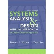 Systems Analysis and Design with UML, 3rd Edition