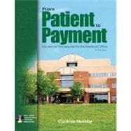 From Patient to Payment: Insurance Procedures for the Medical Office with Student Data CD