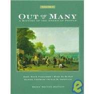 Out of Many : A History of the American People