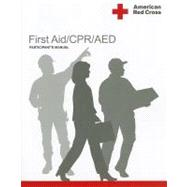 American Red Cross First Aid/CPR/AED Participant's Manual (Item # 656731)