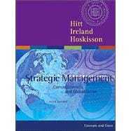 Strategic Management : Competitiveness and Globalization with InfoTrac College Edition