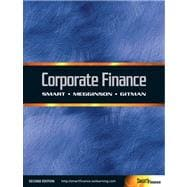 Corporate Finance (with Thomson ONE - Business School Edition 6-Month and Smart Finance Printed Access Card)