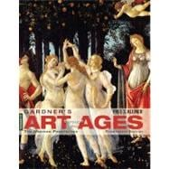 Gardner's Art Through the Ages : The Western Perspective, Volume II (with Art CourseMate with EBook Printed Access Card)