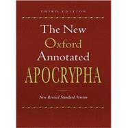 The New Oxford Annotated Bible: Third Edition, New Revised Standard Version
