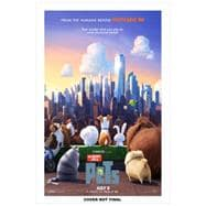 The Secret Life of Pets Little Golden Book (Secret Life of Pets) 9780399554810R