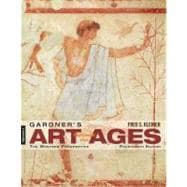 Gardner's Art through the Ages The Western Perspective, Volume I (with CourseMate Printed Access Card)