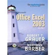 Exploring Microsoft Excel 2003 Volume 1