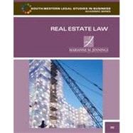Real Estate Law, 9th Edition