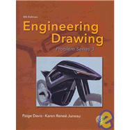Engineering Problem Series 3 for Technical Drawing