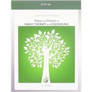 DVD for Bitter's Theory and Practice of Family Therapy and Counseling, 2nd