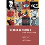 Microeconomics : Private and Public Policy