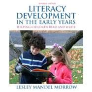Literacy Development in the Early Years Helping Children Read and  Write