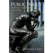 Public Policy: Preferences and Outcomes