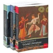 The Bedford Anthology of World Literature Books Four, Five, and Six: Pack B