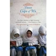 Three Cups of Tea : One Man's Mission to Promote Peace - One School at a Time 9780670034826R