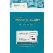Homework Manager Card to accompany Intoduction to Managerial Accounting