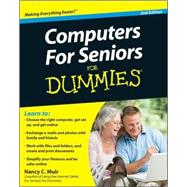 Computers For Seniors For Dummies<sup>&#174;</sup>, 2nd Edition