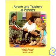 Parent and Teacher As Partners : A Guide for Early Childhood Educators