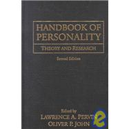 Handbook of Personality, Second Edition Theory and Research